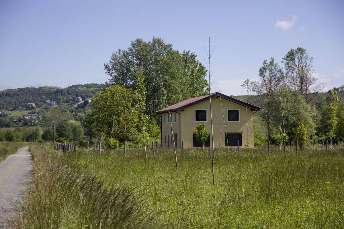 cascina pobiano ovada vendita villa paganini