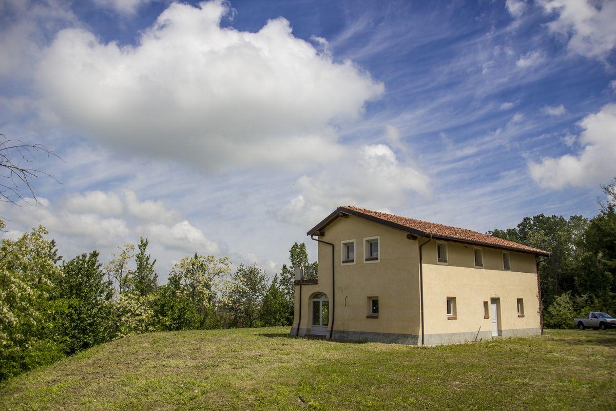 cascina mazzetta cassinelle vendita villa paganini